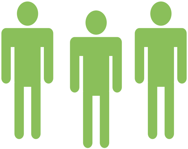 3-green-people-icon