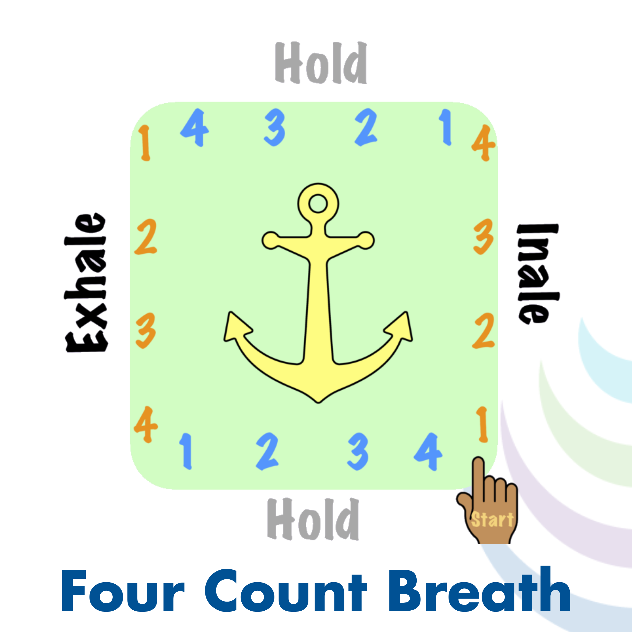 Four Count Breath 2