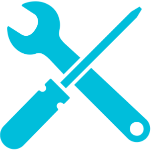 tools icon 2 blue