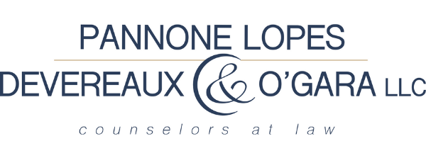 Pannone Lopes Devereaux & O'Gara Logo